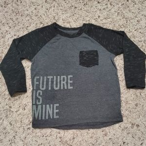 Future is me long sleeve